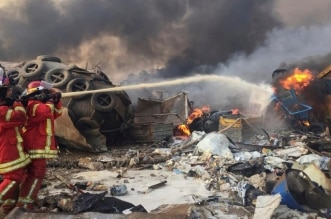 أمريكا والكويت تدعوان رعاياهم لتجنب مواقع الانفجار في بيروت - المواطن