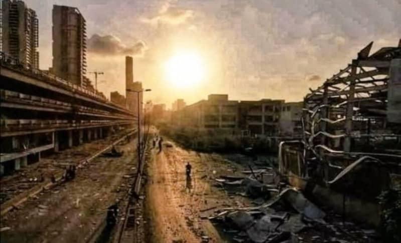 السعودية: نتابع ببالغ القلق والاهتمام تداعيات انفجار بيروت ونقف مع الشعب اللبناني #عاجل