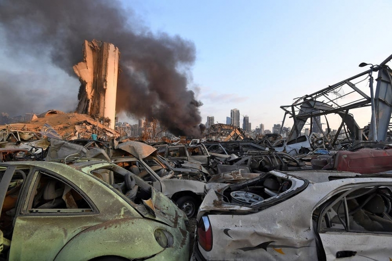%90 من فنادق بيروت الكبرى متضررة