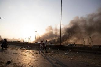 تفجير لبنان 1