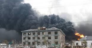 مصرع 6 بانفجار مصنع للكيماويات في الصين - المواطن