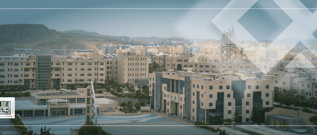 جامعة الملك خالد تعلن إحصاءات الدراسة عن بعد في الفصل الثاني