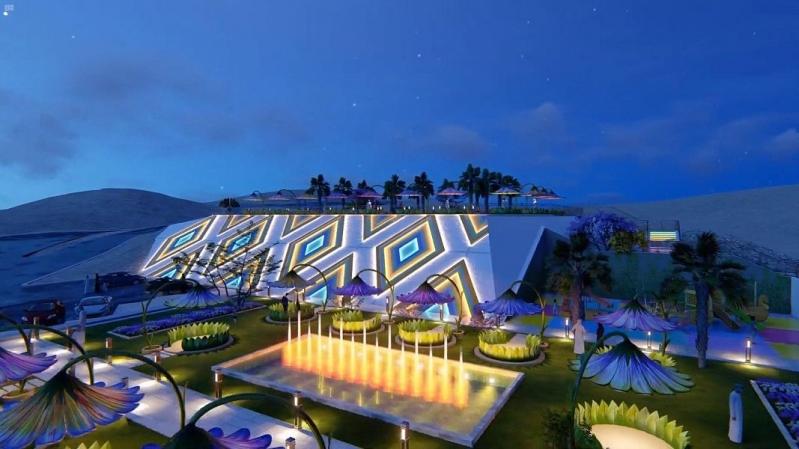 صور.. حديقة المخواة واحة الاستجمام في الباحة - المواطن