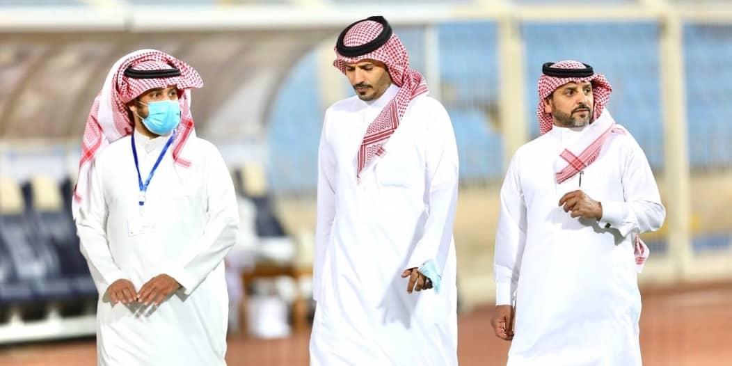 دوري محمد بن سلمان.. الحزم يطلب حكامًا أجانب لآخر 5 جولات