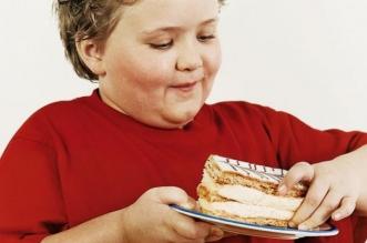 زيادة وزن الاطفال