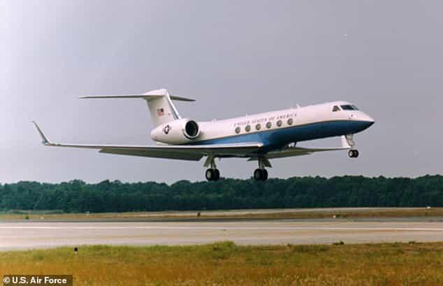 طائرة ماخ 5 الأسرع من الصوت تنضم قريبًا للأسطول الرئاسي الأمريكي (4)