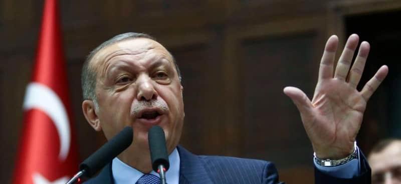 طبول حرب أردوغان في الجبهات الداخلية والخارجية