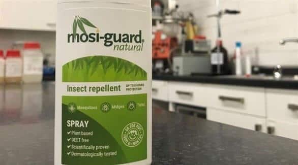 دراسة : طارد البعوض لمجابهة فيروس كورونا المستجد