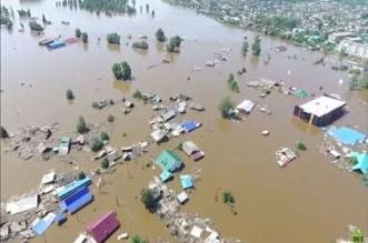 بنغلاديش تغرق بمياه الفيضانات.. صور فضائية تكشف حجم الكارثة - المواطن