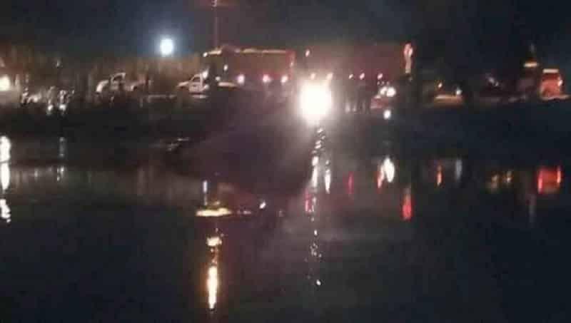 قتلى في غرق عبارة بمصر ولقطات تبين الكارثة - المواطن