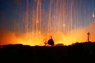 جيش الاحتلال يطلق أكثر من 20 قذيفة فسفورية حارقة على حدود لبنان - المواطن