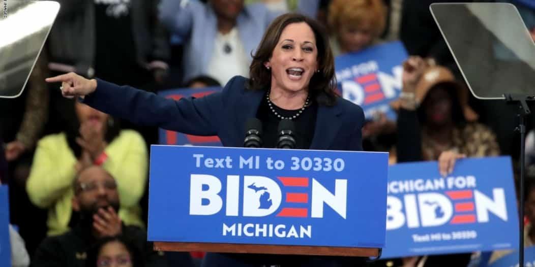 من هي كامالا هاريس نائبة بايدن في الانتخابات الأمريكية؟