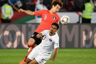 كيم جين سو مع منتخب كوريا الجنوبية