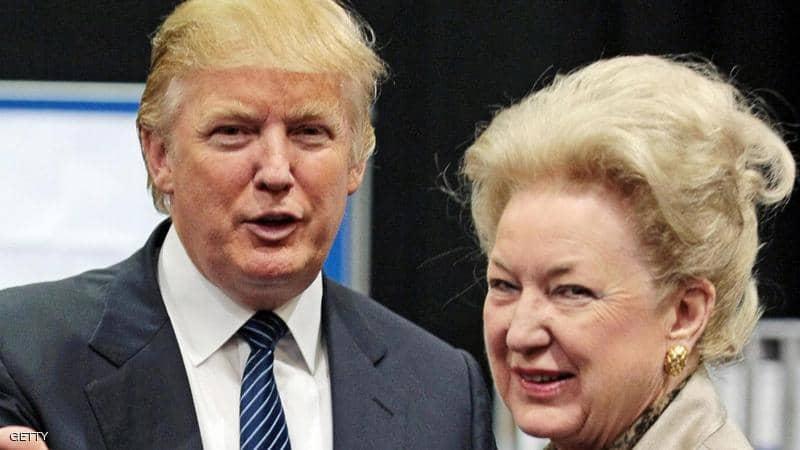 شقيقة ترامب تصفه: كاذب وقاسٍ وبلا مبادئ!