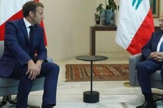 رئيس فرنسا بعد قمة بعبدا: هدفنا أن يبقى لبنان حرًا وصاحب سيادة - المواطن