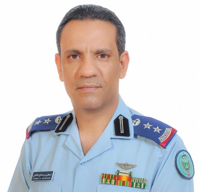 التحالف: اعتراض وتدمير صواريخ باليستية وطائرات مفخخة أطلقها الحوثي باتجاه المملكة