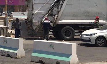 إغلاق محطة وقود في العمرة لم تتجاوب في عمليات التحسين