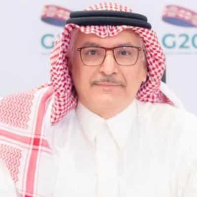 محمد السديري بعد الأمر الملكي بتعيينه: أسال الله العون والتوفيق
