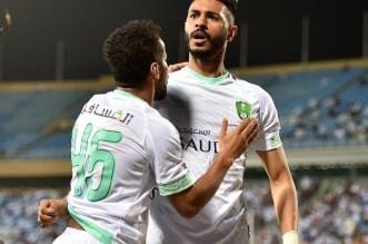 محمد آل فتيل مع الأهلي