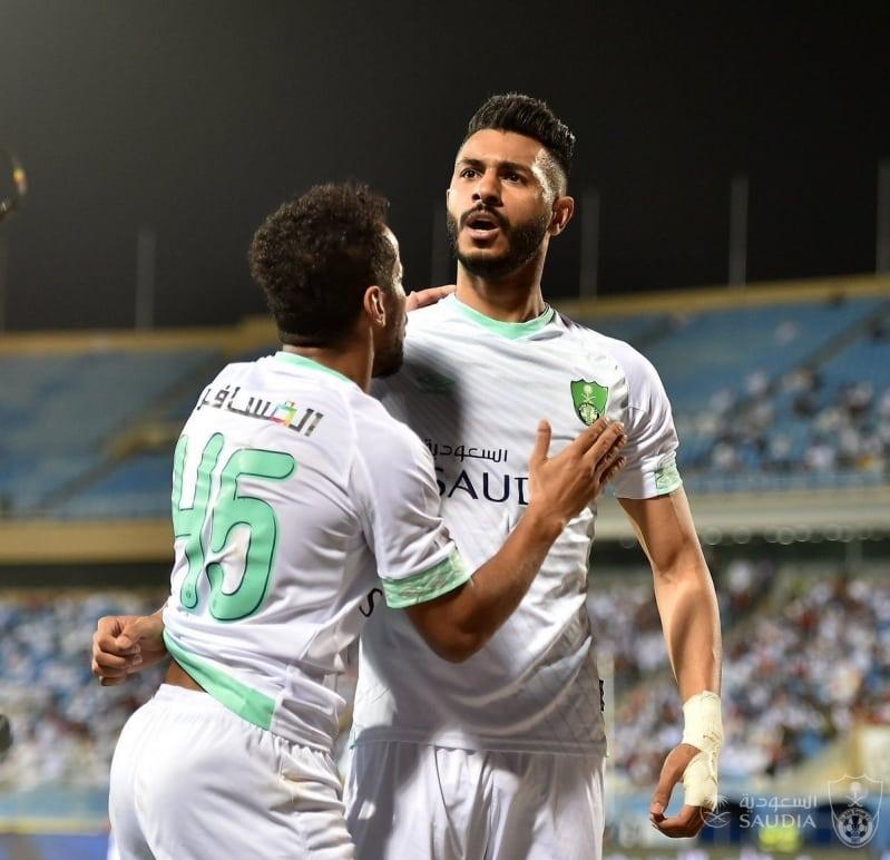 الأهلي يفقد محمد آل فتيل ضد الفيصلي