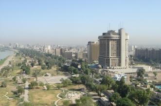 مدينة بغداد معالم بغداد
