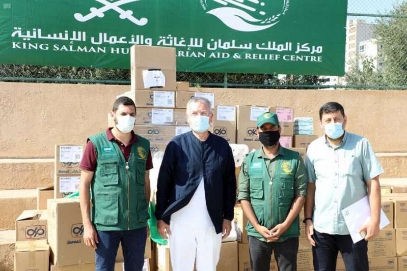 السعودية تقدم أدوية ومستلزمات لـ8 مستشفيات في لبنان - المواطن