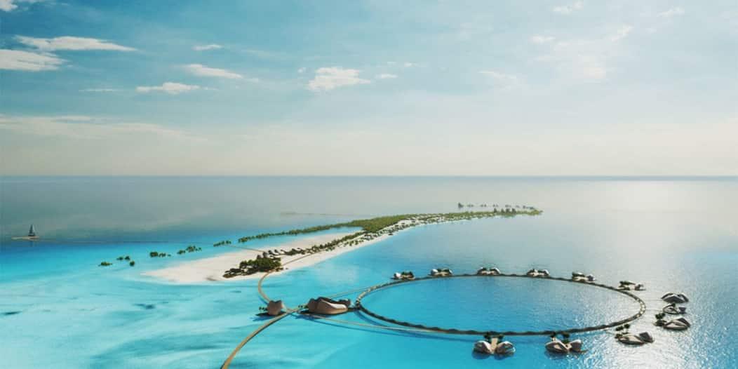 مشروع البحر الأحمر تاريخي في خطط السياحة السعودية