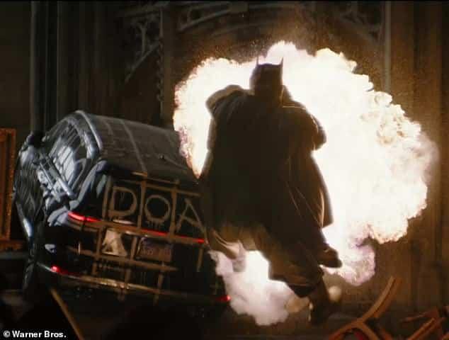 موعد طرح فيلم The Batman المنتظر (1)