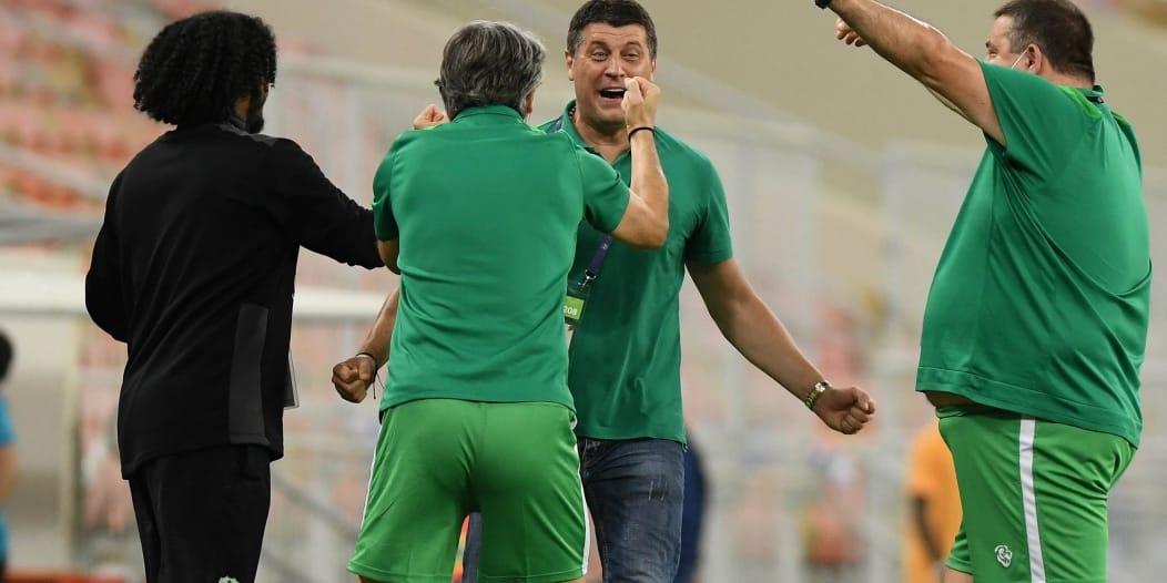 ميلويفيتش.. سجل خالٍ من الهزائم ضد لوشيسكو