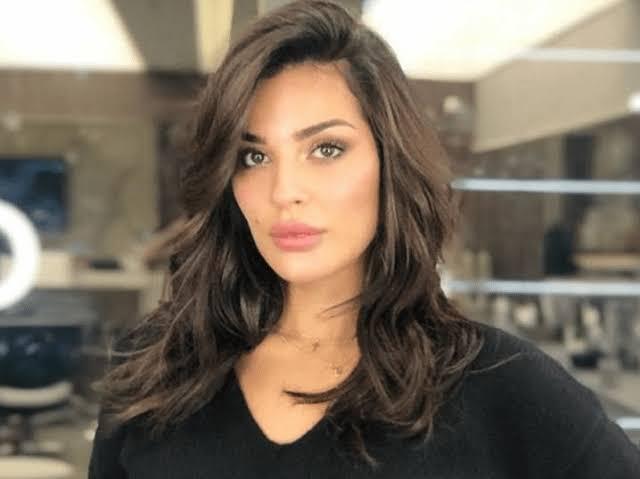 إصابة نادين نجيم في تفجير بيروت