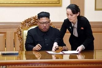 هل اختار زعيم كوريا الشمالية شقيقته خليفة له؟