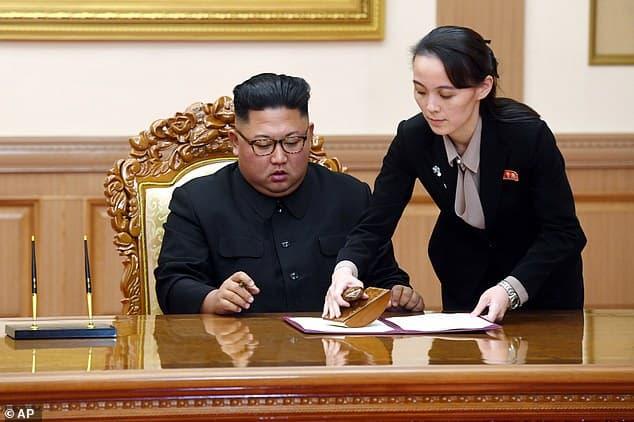 زعيم كوريا الشمالية يفوض المرأة الحديدية بعض صلاحياته