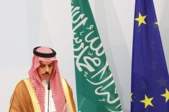 وزير الخارجية فيصل بن فرحان في المانيا2