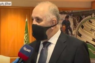 وزير الداخلية اللبناني يشكر السعودية