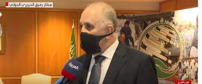 فيديو.. وزير الداخلية اللبناني: السعودية لم تنس لبنان منذ 60 عامًا وهي أساس المنطقة