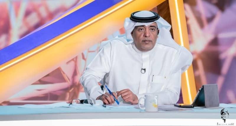 الفراج يُطالب وزارة الرياضة بتشديد الرقابة المالية على الأندية