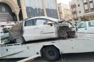 أمانة جدة ترفع 1166 سيارة تالفة وخربة خلال يوليو الماضي - المواطن