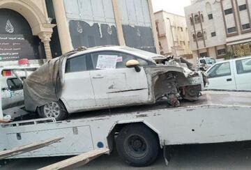 أمانة جدة ترفع 1166 سيارة تالفة وخربة خلال يوليو الماضي