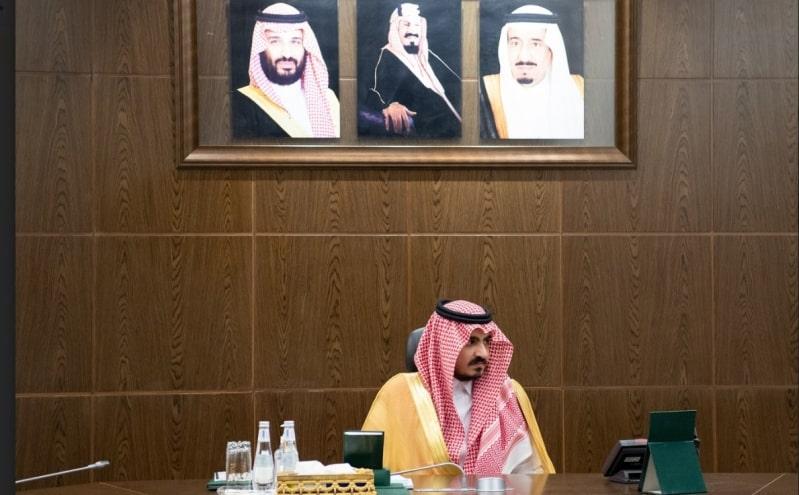 نائب أمير مكة يطلع على خطط جامعات المنطقة واستعدادات العام المقبل