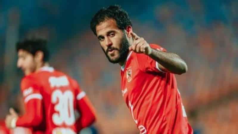 هجوم ناري على مروان محسن بعد فوز الزمالك