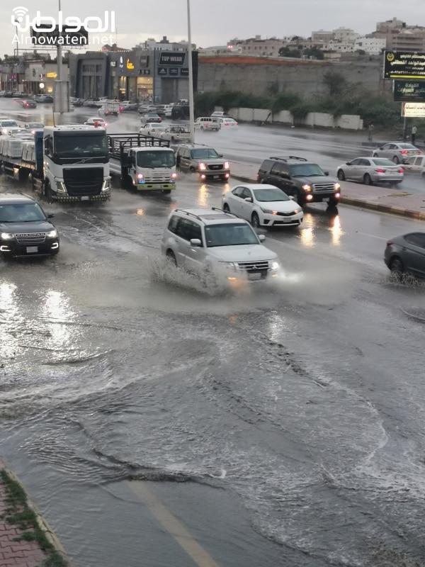 حالة الطقس اليوم .. أمطار ورياح نشطة على 4 مناطق