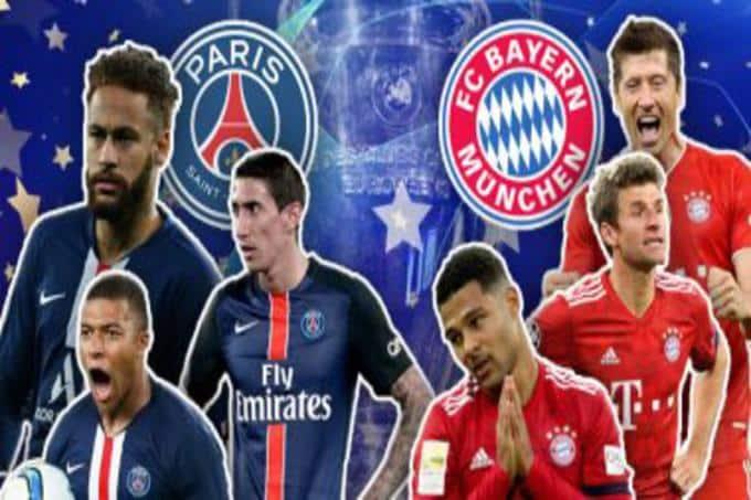 القنوات الناقلة لـ نهائي دوري أبطال أوروبا 2020