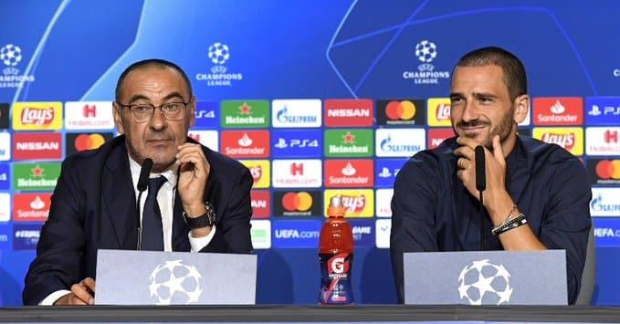 إقالة مدرب يوفنتوس بعد توديع دوري أبطال أوروبا 2020