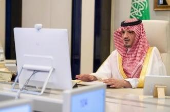 عبدالعزيز بن سعود ينقل تحيات الملك سلمان وولي العهد لرجال الأمن - المواطن