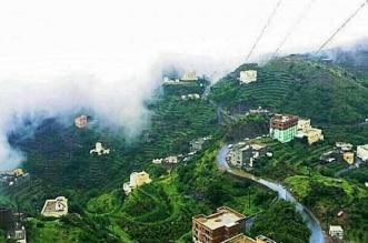 جبال فيفا .. مناظر خلابة وقمم تعانق السحاب - المواطن