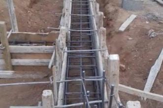 جمعية البر بالحريضة ترمم منازل الأسر المتضررة من الأمطار - المواطن