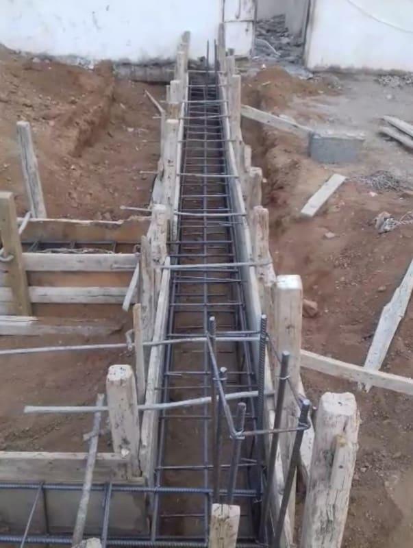 جمعية البر بالحريضة ترمم منازل الأسر المتضررة من الأمطار