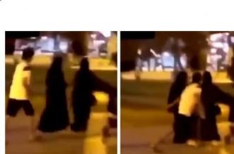 شاب يتحرش بفتاة أثناء سيرها مع طفلها في تبوك - المواطن