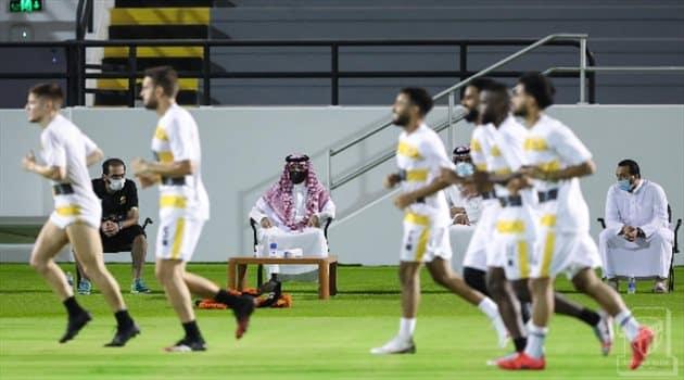 قرار الاتحاد لـ 4 من لاعبيه قبل مواجهة الأهلي