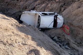 وفاة وإصابة 10 أشخاص في تصادم مروع بـ تبوك - المواطن